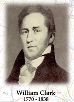 William Clark 1770-1838