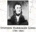 Stephen Harriman Long, 1784-1864